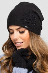 Kamea women's floral winter hat Malaga