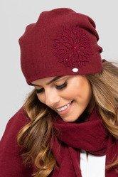 Kamea women/'s smooth winter hat Ravenna