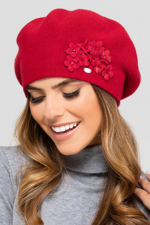 Kamea women's smooth floral beret Arizona