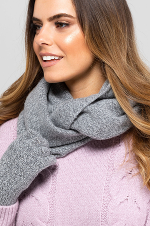 Kamea women's woolen smooth snood Kansas