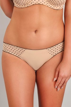Lupoline women's polka dot briefs 1727/28