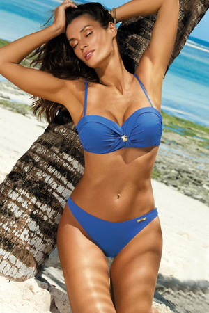 Marko Brittany M-393 women's underwired bikini set push-up pads removable straps