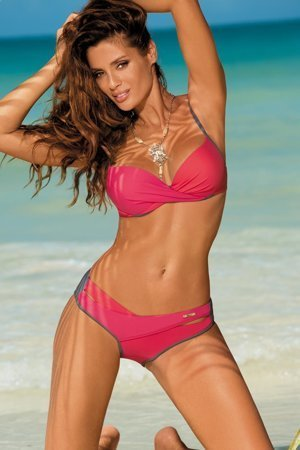 Marko Christina M-348 womens push up bra swimsuit bikini swimwear