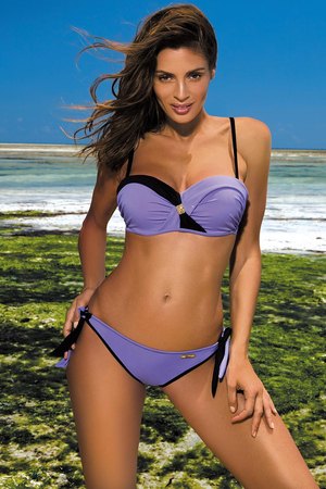 Marko Jessica M-400 women's underwired bikini set push-up pads removable straps