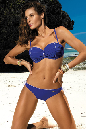 Marko Tracy M-392 women's bikini set underwired padded cups removable straps