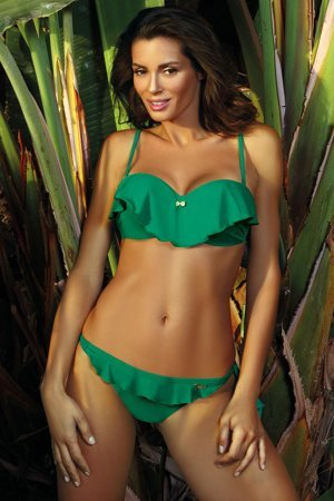 Marko underwired frilled bikini set Meredith M-467