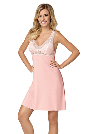 Nipplex women's smooth lace chemise Samanta