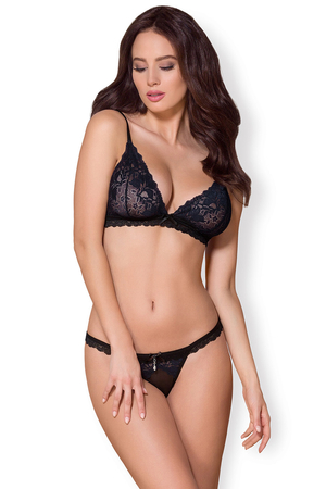 Obsessive women's sexy lace set 866-SET-1