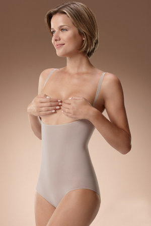 Plie 50419 Control Freestyle Body seamless body shapewear shaper for women