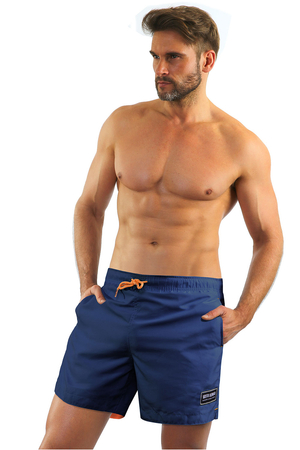 Sesto Senso classic smooth swimming trunks 1902