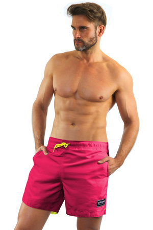 Sesto Senso classic smooth swimming trunks 1903