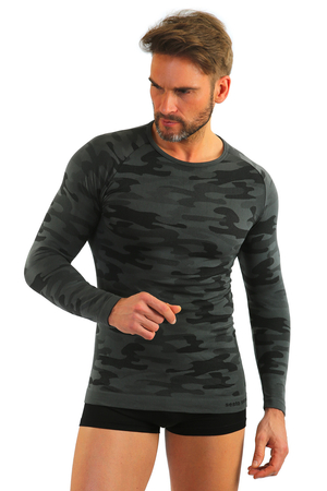 Sesto Senso long sleeved thermal top camo Militaria dlr