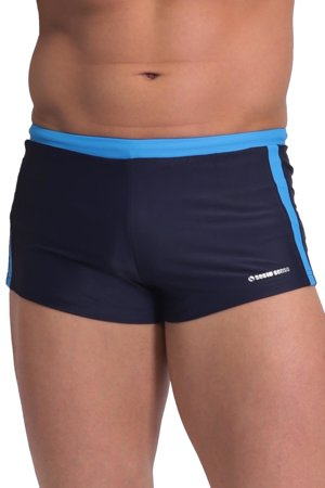 Sesto Senso smooth sports men's swimming trunks   BD351