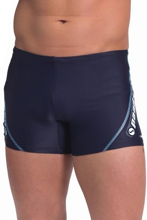 Sesto Senso smooth sports men's swimming trunks BD375