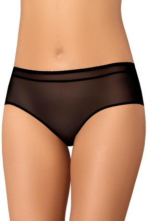 Teyli 307 women's briefs sheer mesh smooth
