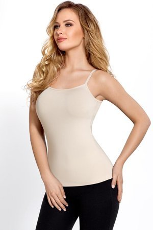 Vestiva BLV 015 women's strappy tank top smooth casual