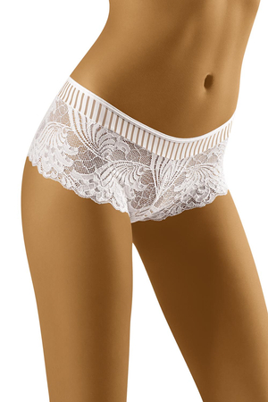 Wolbar Womens Briefs With Lace WB04