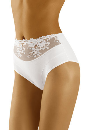 Wolbar women's cotton lace briefs WB415