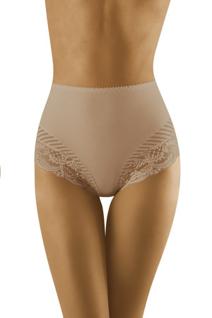 Wolbar women's high waisted lace briefs WB436