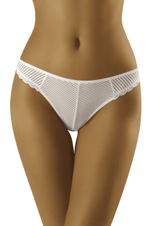 Wolbar women's striped thong WB117
