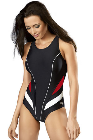 gWINNER Liana classic comfortable one-piece swimsuit