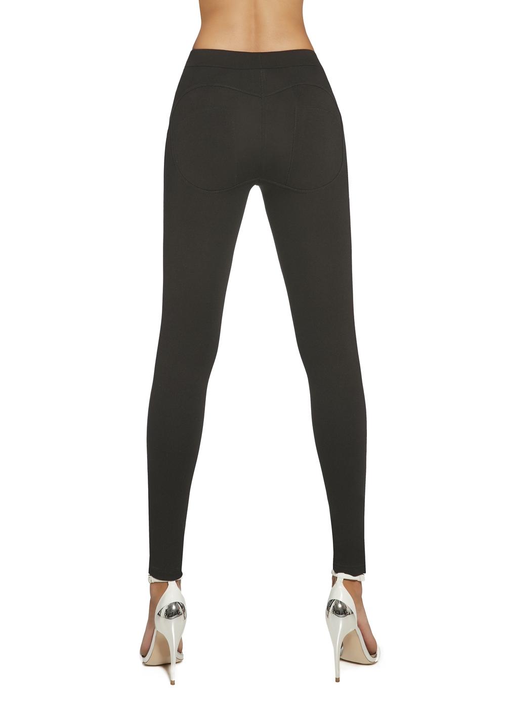 Bas Bleu Livia classic push-up body shaping leggings - made in EU 222d6f2cd8