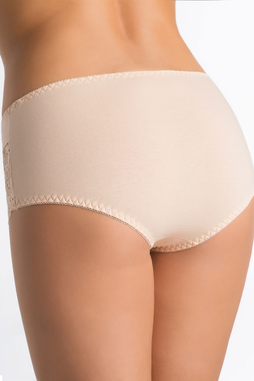 Teyli 314 Womens Shorts Mesh Lace Smooth