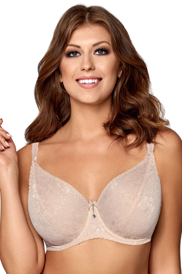 Ava 1209 underwired classic non padded bra