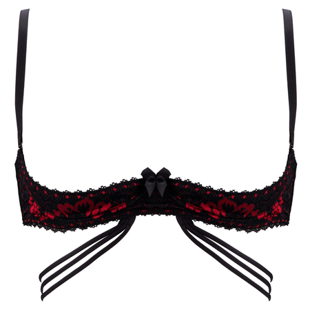 Axami V-5911 Orione underwired shelf bra lace sexy
