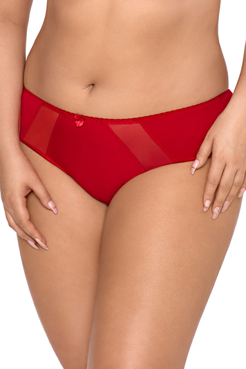 Axami smooth mesh women's briefs V-8433