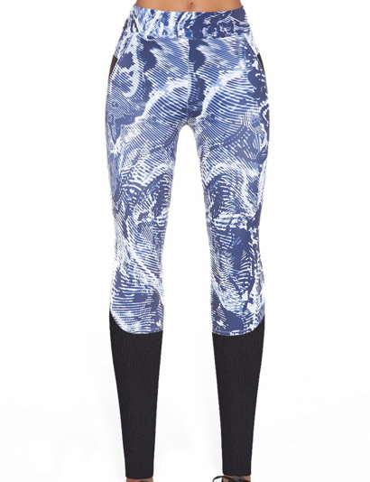 Bas Bleu Trixi stylish full lenght leggings