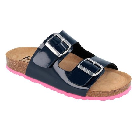 Biox Women's Cork Mules Sandals ALEX