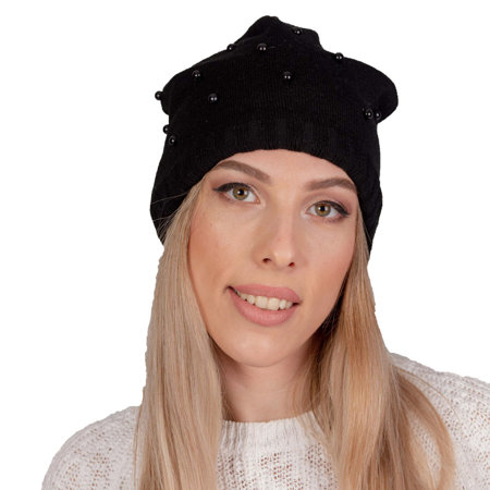 Fil'loo women's beanie hat with lining CD-19-07