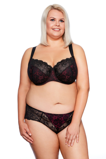 Gaia 534M Chantal elegant seductive non padded bra