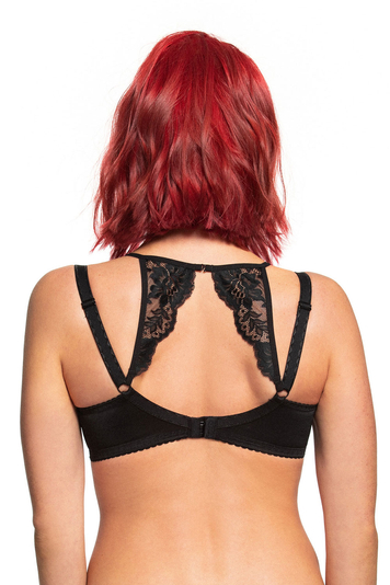 Gaia underwired semi padded bra lace 832 Gwen