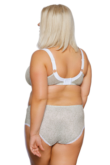 Gaia underwired smooth non padded bra 828M Alexa Maxi