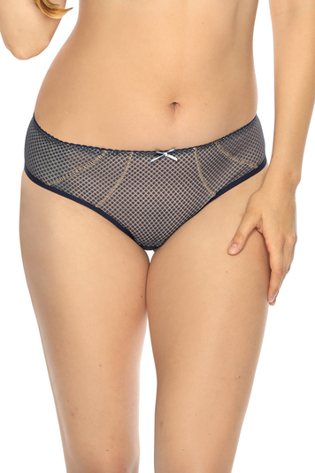 Gaia women's checkered briefs 913P Julietta