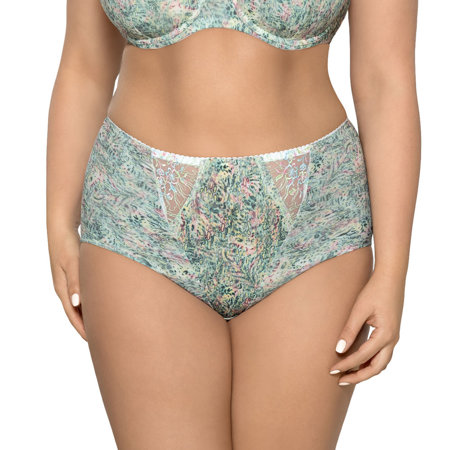 Gaia women's high waist patterned briefs 763M Laurisa Maxi