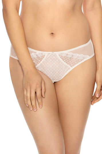 Gaia women's lace briefs 928B Emily
