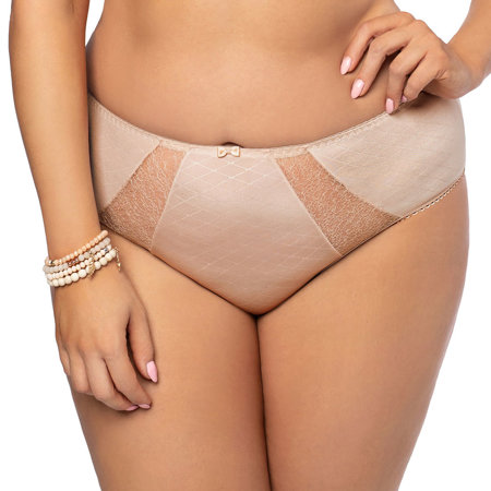 Gorsenia women's lace briefs K482 Eden