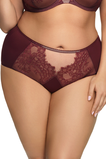 Gorsenia women's lace briefs K517 Queen