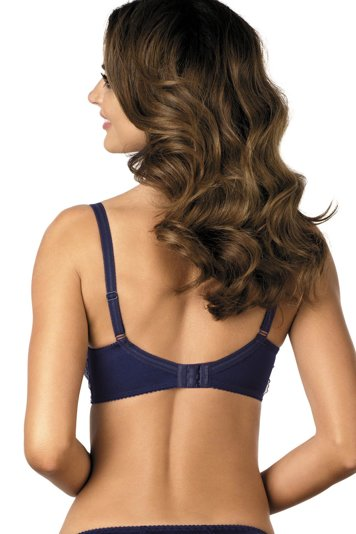 Gorteks Pamela/B2 underwired soft non padded bra full coverage big maxi size
