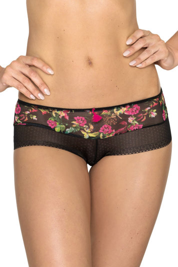 Gorteks women's floral lace shorts