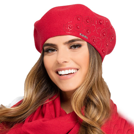 Kamea women's smooth beret Vitoria
