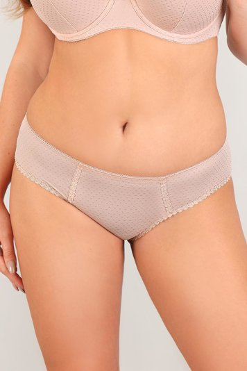 Lupoline women's smooth lace briefs 1381
