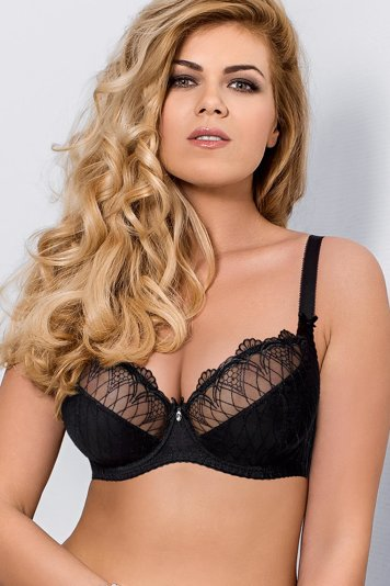 Mat 077/2 Emma underwired non padded bra lace