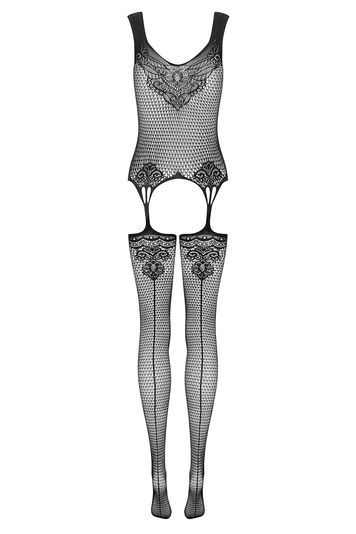 Obsessive sexy sheer lace Bodystocking F231