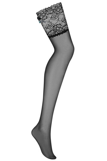 Obsessive women's lace stockings  867-STO-1