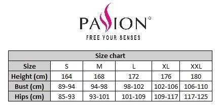 Passion women's smooth thong PS005