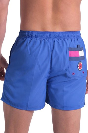 Sesto Senso bermudas men's swimming trunks pocket Viareggio